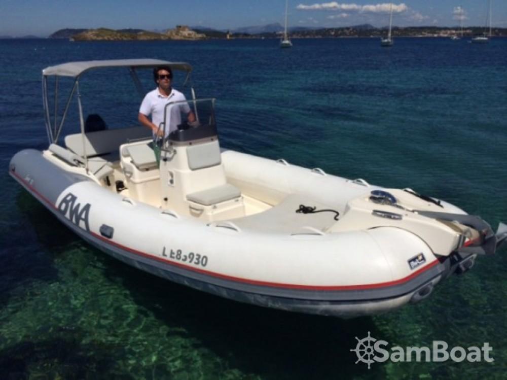 Boat rental  cheap Sport 22 GT