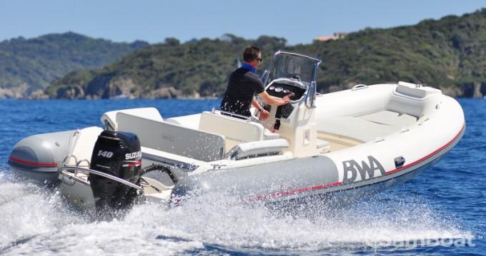 Rental yacht Lège-Cap-Ferret - Bwa Sport 22 GT on SamBoat