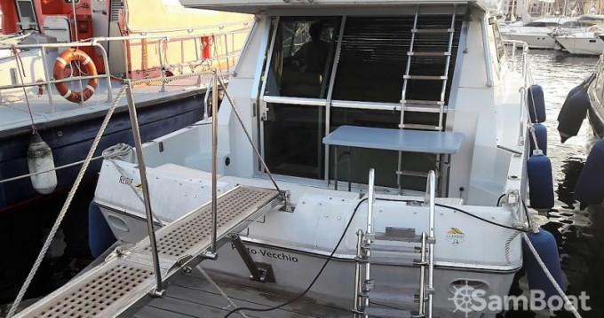 Rental Motorboat in Porto-Vecchio - Ferretti Clan Ship