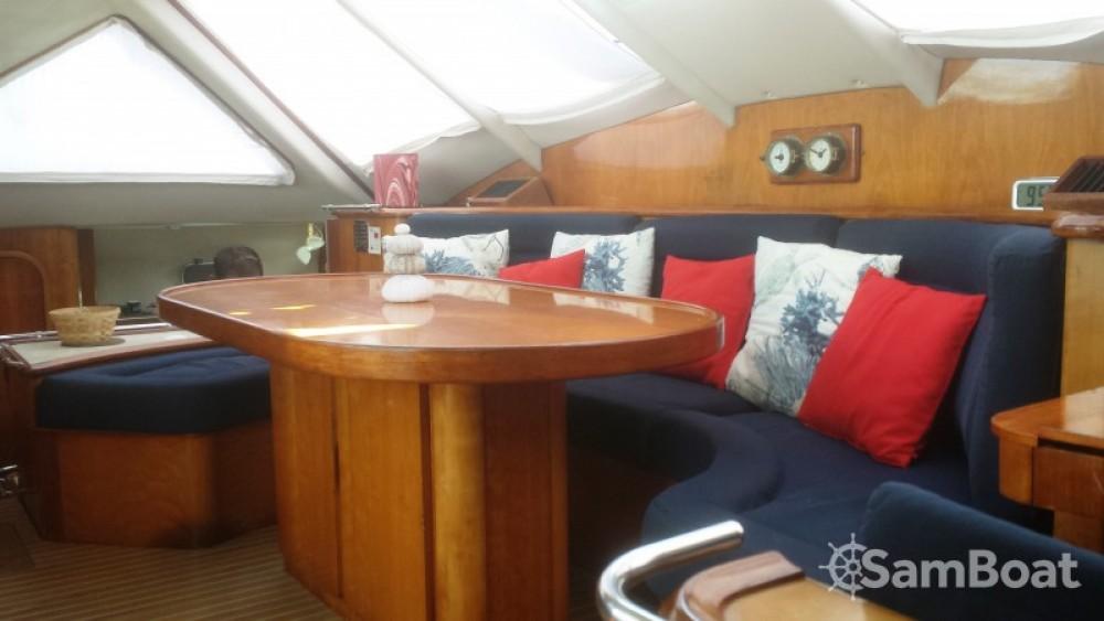 Boat rental Jeantot-Marine Privilege 45 in Saint-François on Samboat