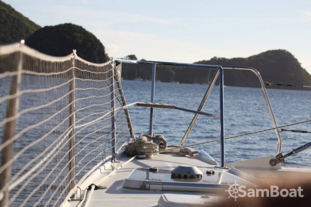 Catamaran for rent Saint-François at the best price