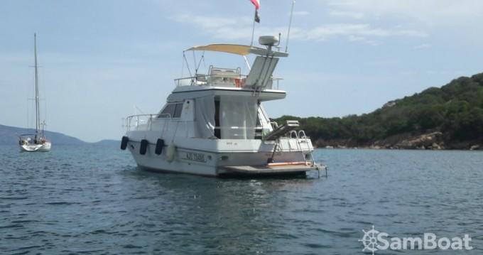 Ferretti Clan Ship between personal and professional Porto-Vecchio