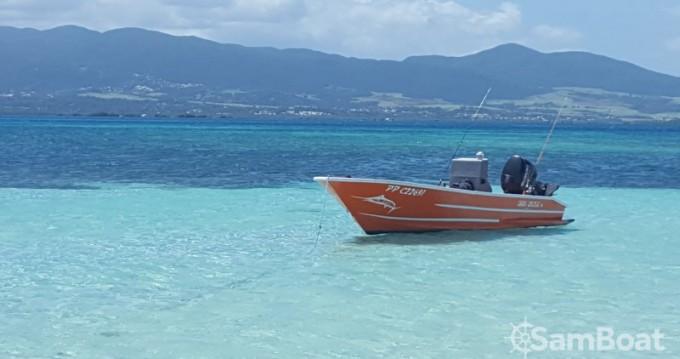 Rental Motorboat in Deshaies - Sahati Saintoise