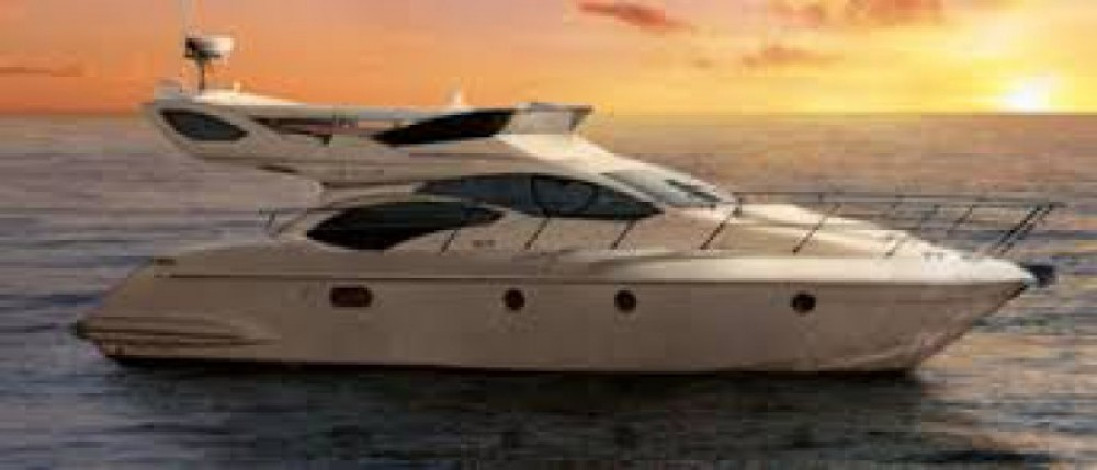 Hire Motorboat with or without skipper Azimut Cannes