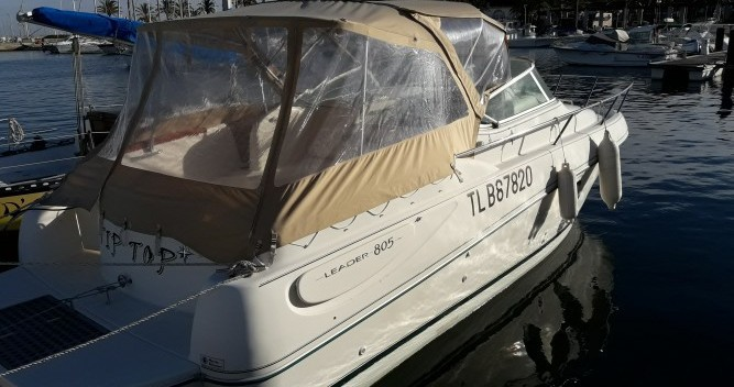 Hire Motorboat with or without skipper Jeanneau Cavalaire-sur-Mer