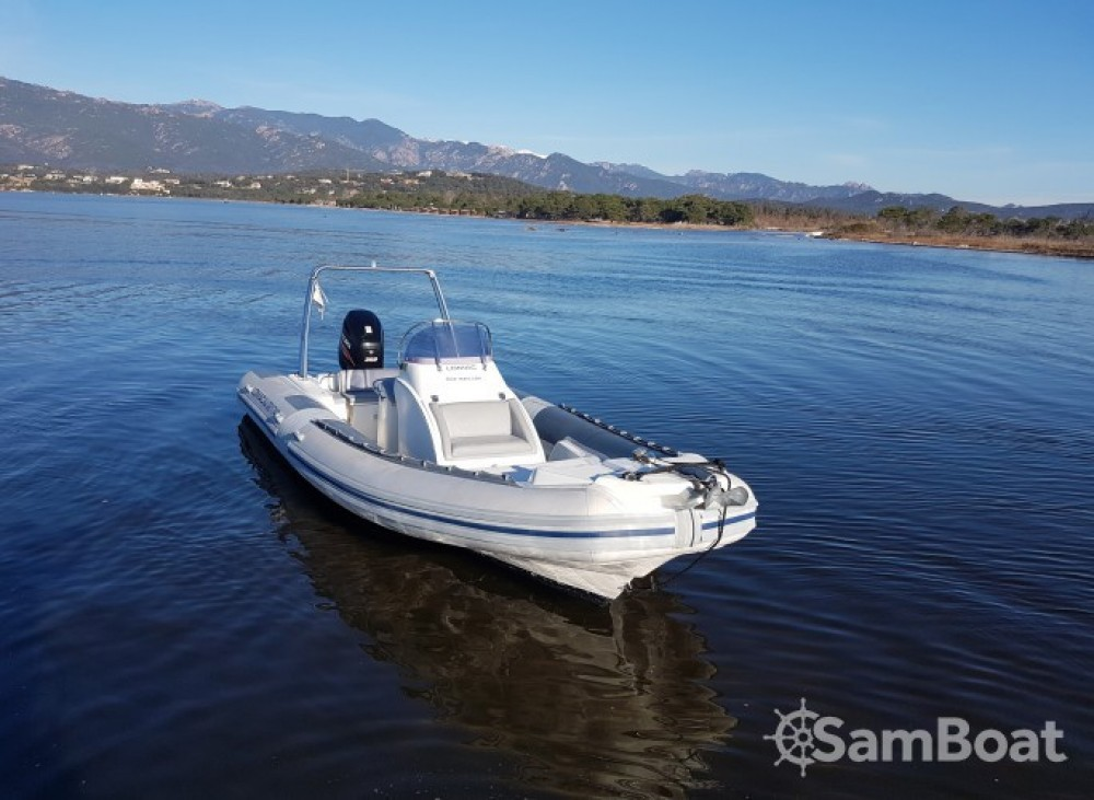 Hire RIB with or without skipper Lomac