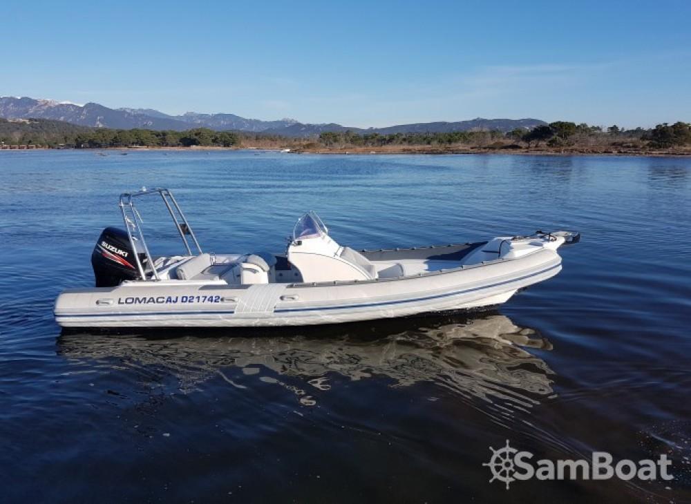Boat rental Lomac Lomac 760 Club in  on Samboat