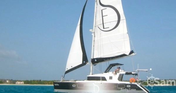 Boat rental Malendure cheap Lagoon 440
