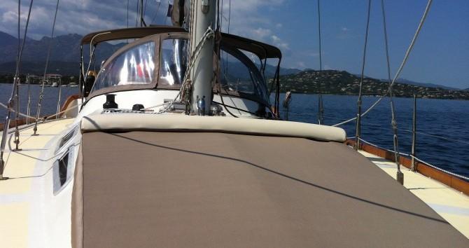 Rental yacht Porto-Vecchio - Alpha-Yatch CLIPPER 40 on SamBoat