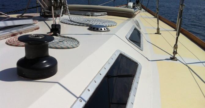 Boat rental Porto-Vecchio cheap CLIPPER 40