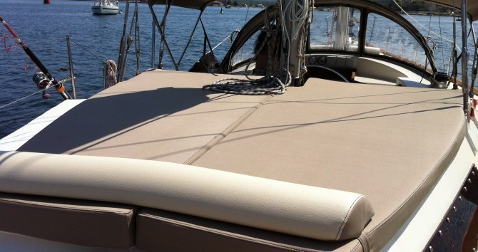 Rental Sailboat Alpha-Yatch with a permit