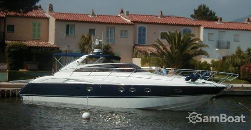 Rental yacht Mandelieu-la-Napoule - Princess Princess V50 on SamBoat