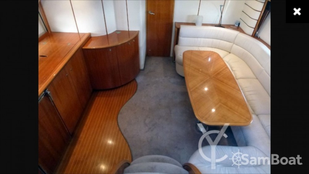Boat rental Mandelieu-la-Napoule cheap Princess V50