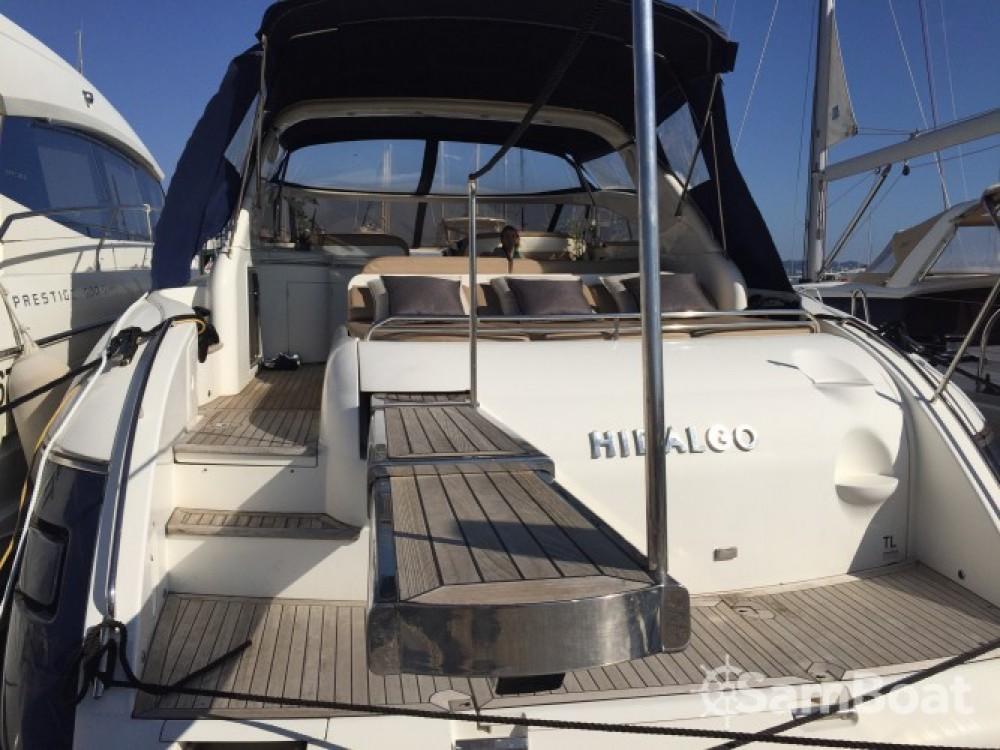 Rental Motorboat in Mandelieu-la-Napoule - Princess Princess V50