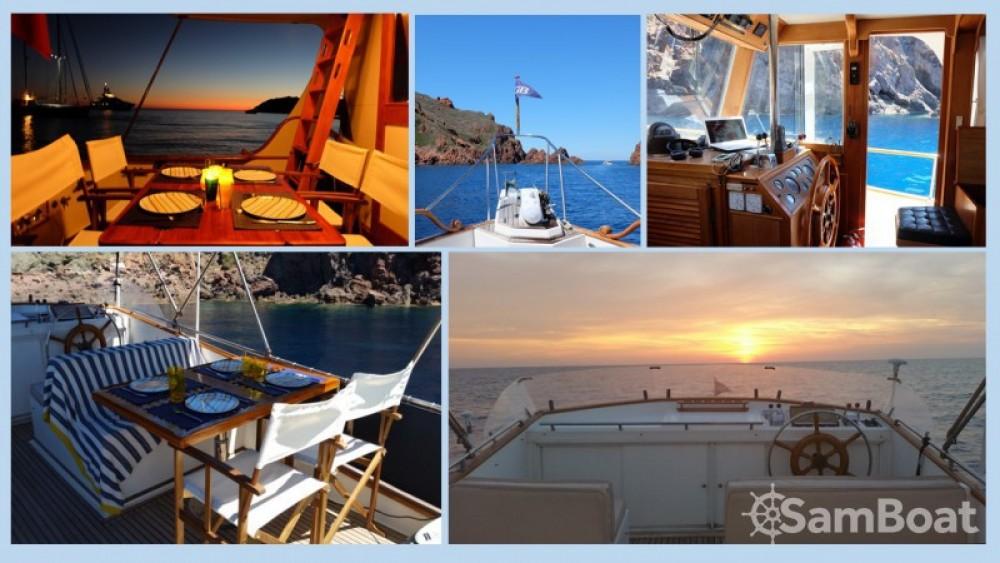 Boat rental Grimaud cheap EUROPA 42