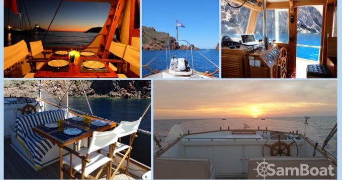 Hire Motorboat with or without skipper Grand Banks Port Grimaud