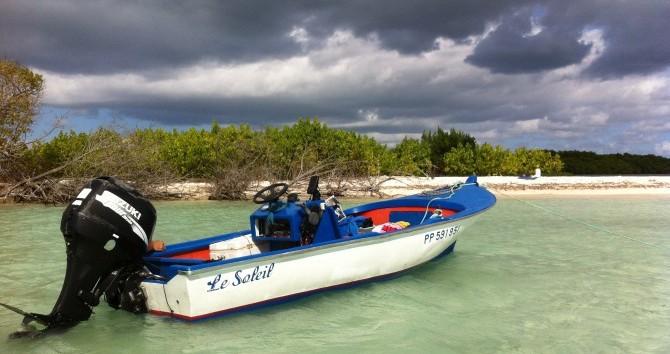Boat rental Saintoise prive in Baie Mahault on Samboat