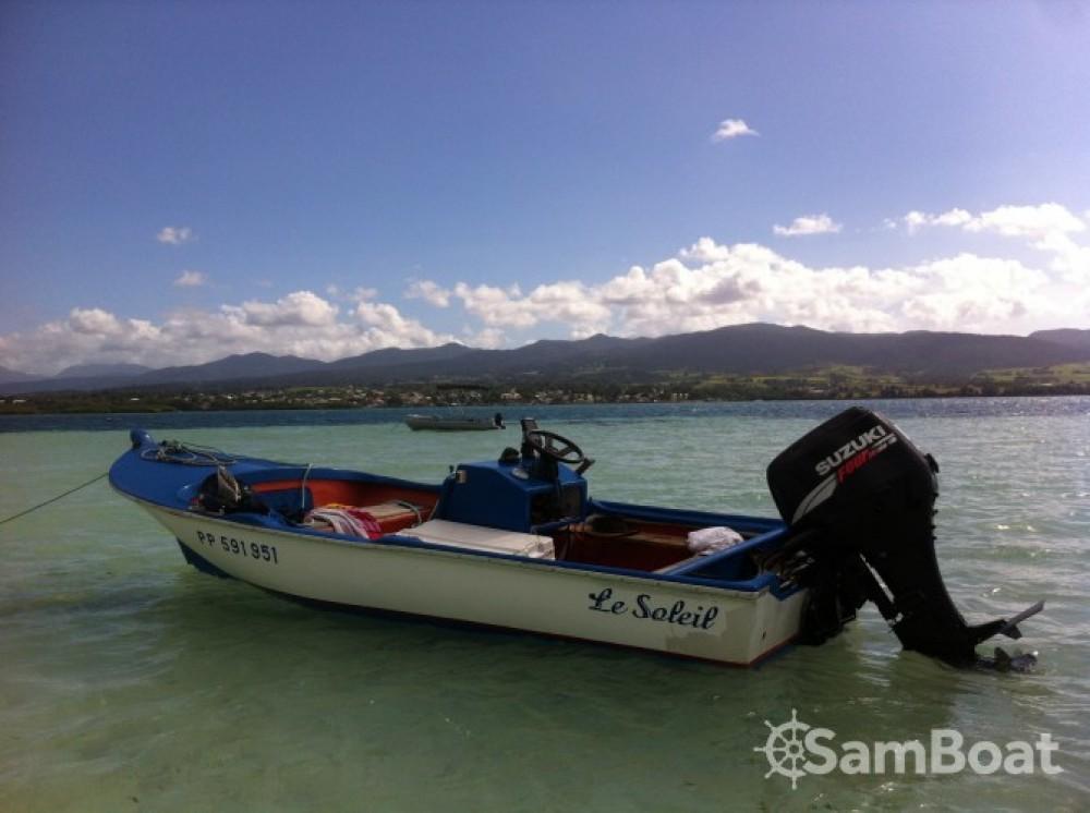 Rental Motorboat in Baie-Mahault - Saintoise prive