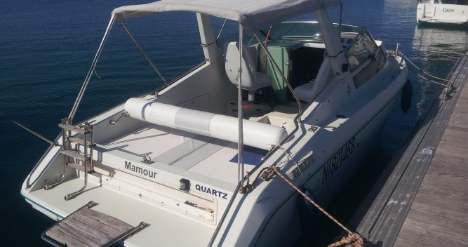 Boat rental Jeanneau Leader 650 in Hyères on Samboat