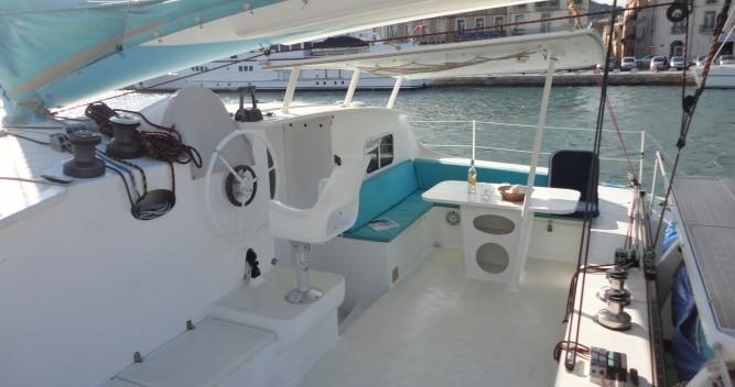 Catamaran for rent Sète at the best price