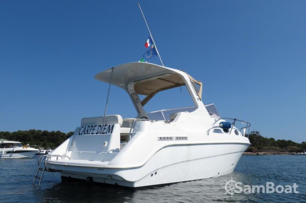 Rental Motorboat in  - Saver Riviera 24
