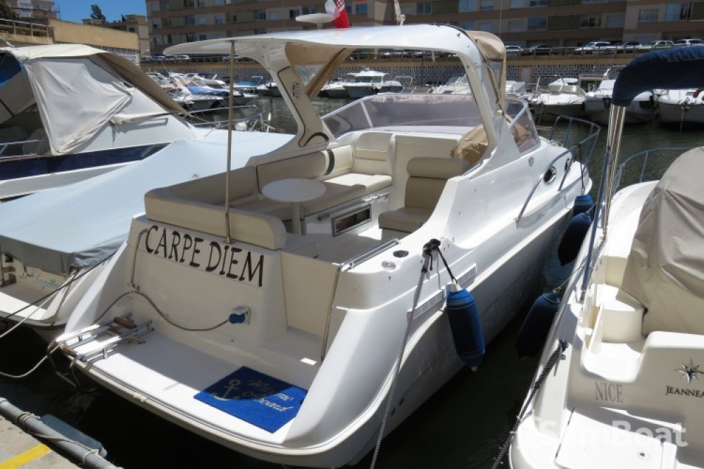 Hire Motorboat with or without skipper Saver