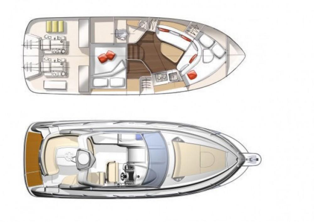 Rental yacht Saint-Martin-de-Ré - Bénéteau Monte Carlo 32 on SamBoat