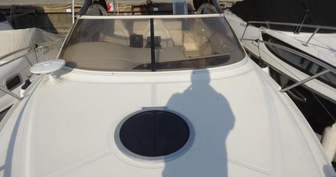 Boat rental Mandelieu-la-Napoule cheap gobbi 27 sport