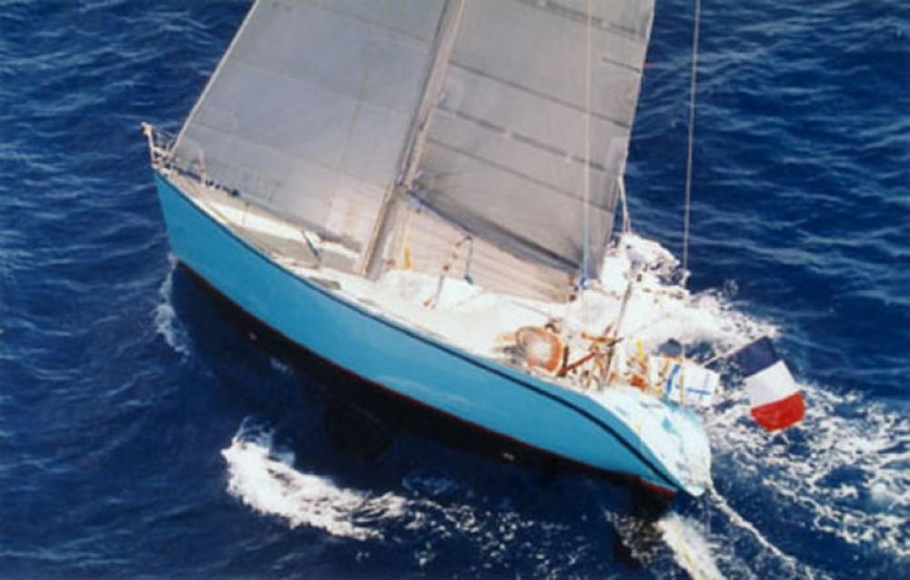 Rental yacht Cannes - Ocean-Racer-Prototype-Du-Swann-44-Alu ocean racer on SamBoat