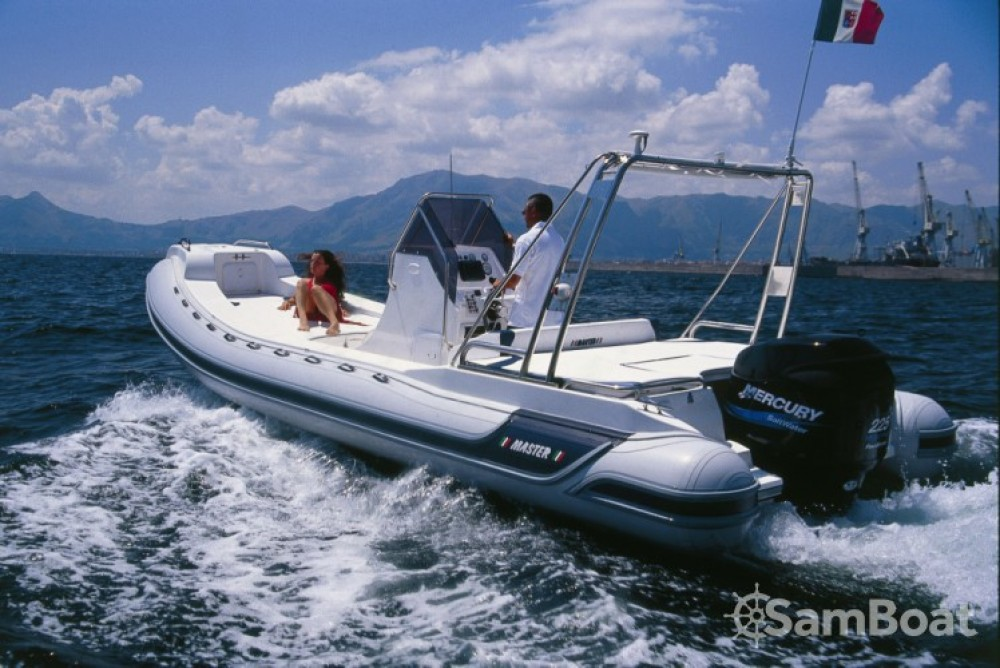 Boat rental Master-Gomoni 750 in Porto-Vecchio on Samboat