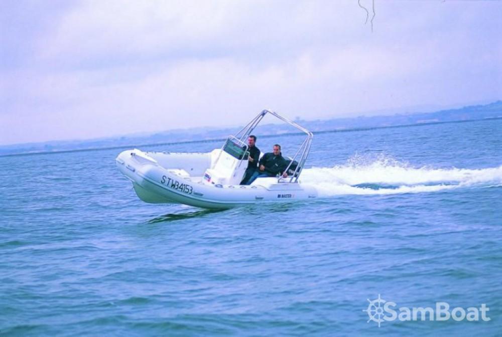 Rental yacht Porto-Vecchio - Master-Gomoni 570 on SamBoat