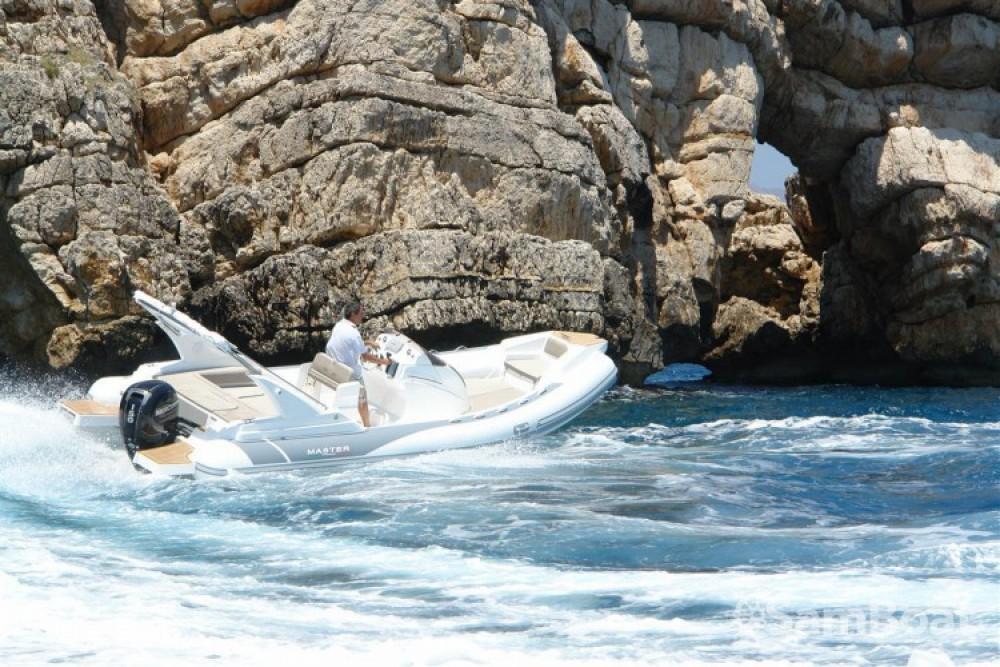 Rental yacht Porto-Vecchio - Master Gommoni Master Gommoni 699 on SamBoat
