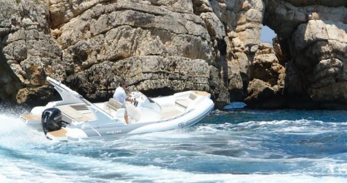 Rental yacht Porto-Vecchio - Master Master 699 on SamBoat