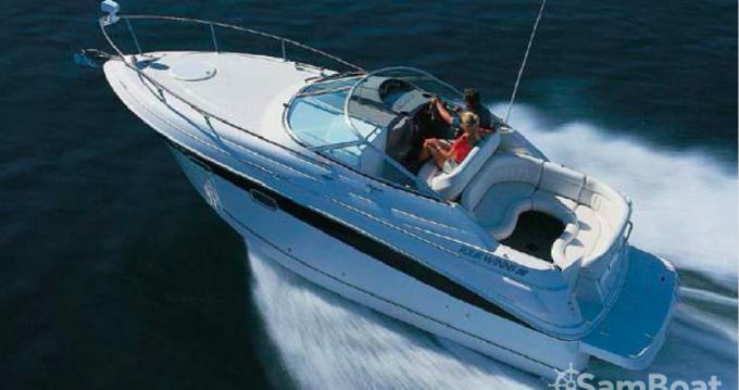 Boat rental Mandelieu-la-Napoule cheap Vista 248