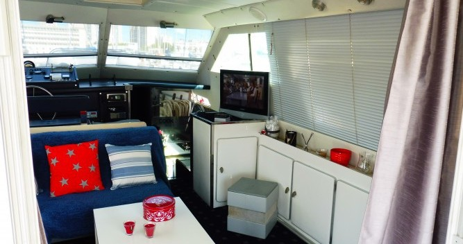 Rental Motorboat in Toulon - Guy Couach Guy Couach 1400