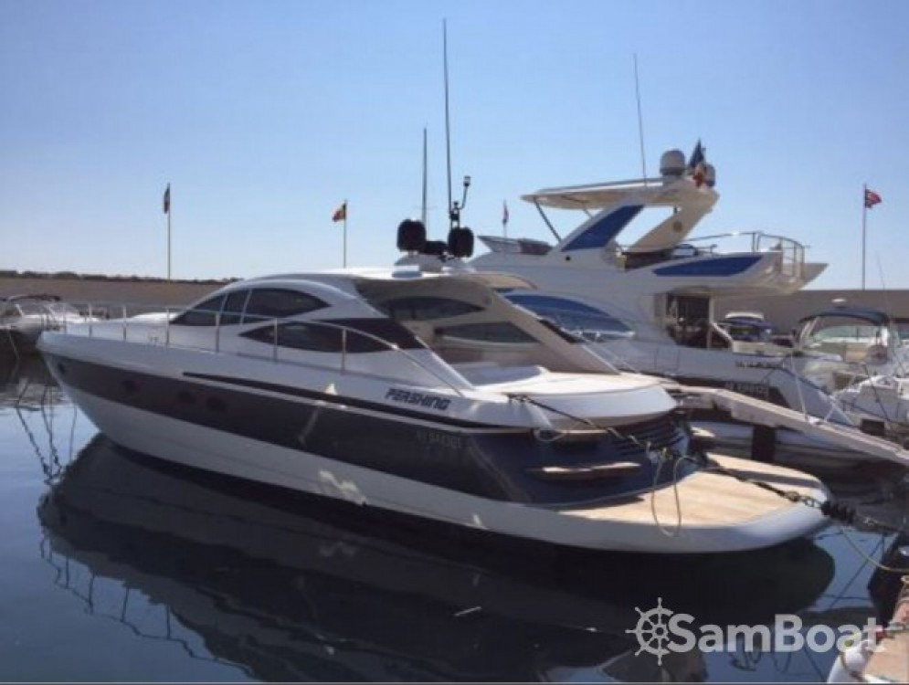 Hire Motorboat with or without skipper Pershing Cannes