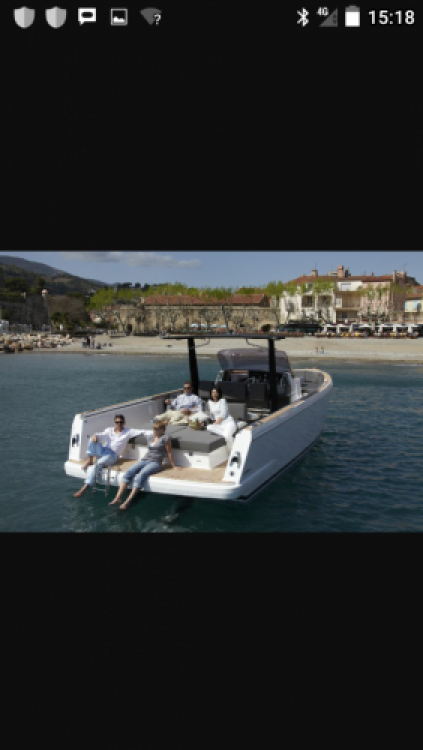 Rent a Fjord Fjord 36 Antibes
