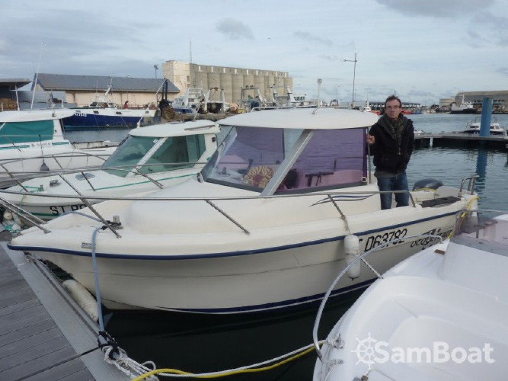Hire Motorboat with or without skipper Ocqueteau Port-la-Nouvelle