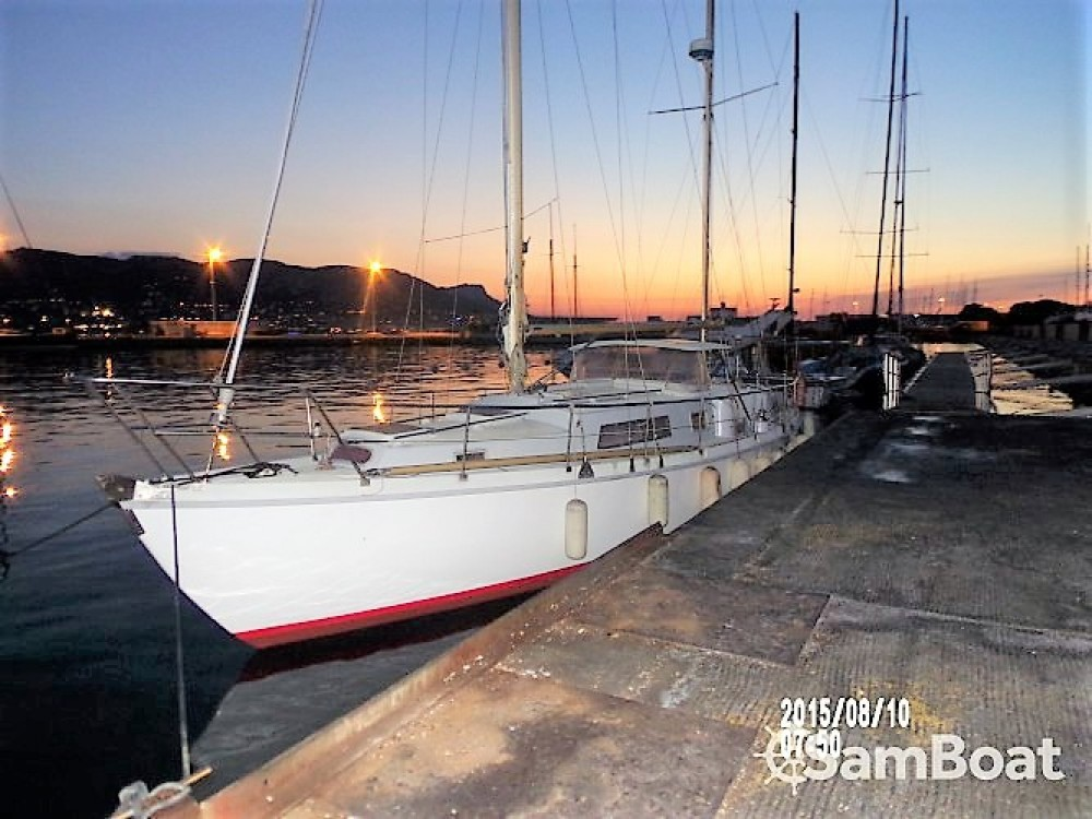Rental Sailboat in La Seyne-sur-Mer - Amel Euros 41