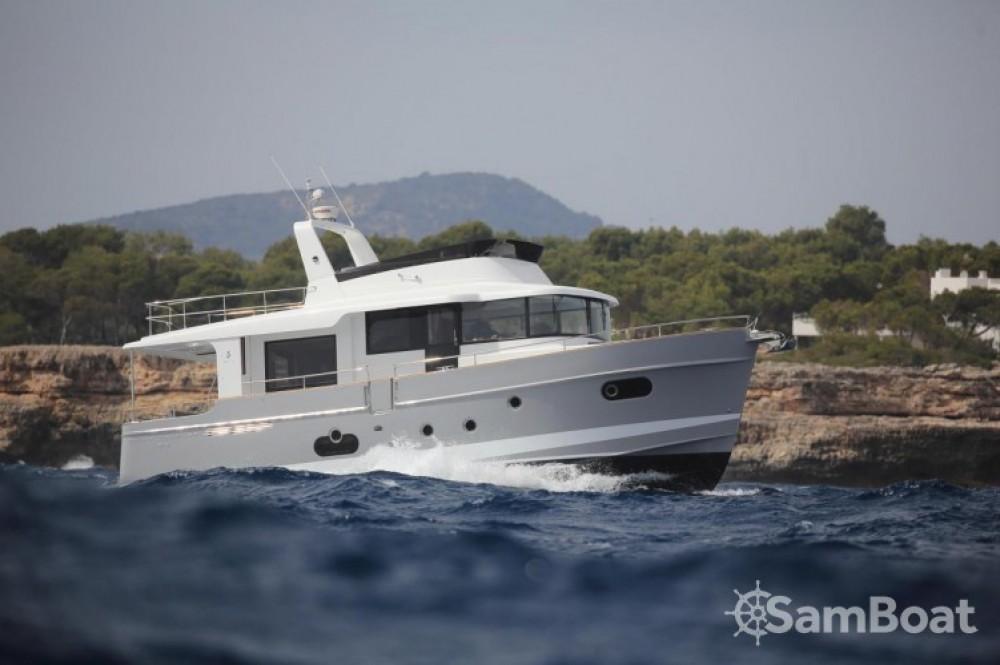 Rental yacht Nieuwpoort - Bénéteau ST 50 on SamBoat