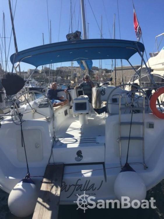 Rental Sailboat in Kalkara - Bénéteau Cyclades 50.5