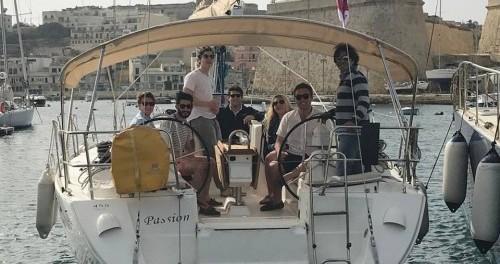 Rental yacht Il-Kalkara - Dufour Dufour 455 Grand Large on SamBoat