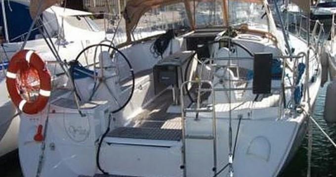 Boat rental Il-Kalkara cheap Dufour 455 Grand Large