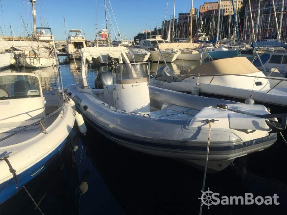 Hire RIB with or without skipper Capelli Bastia