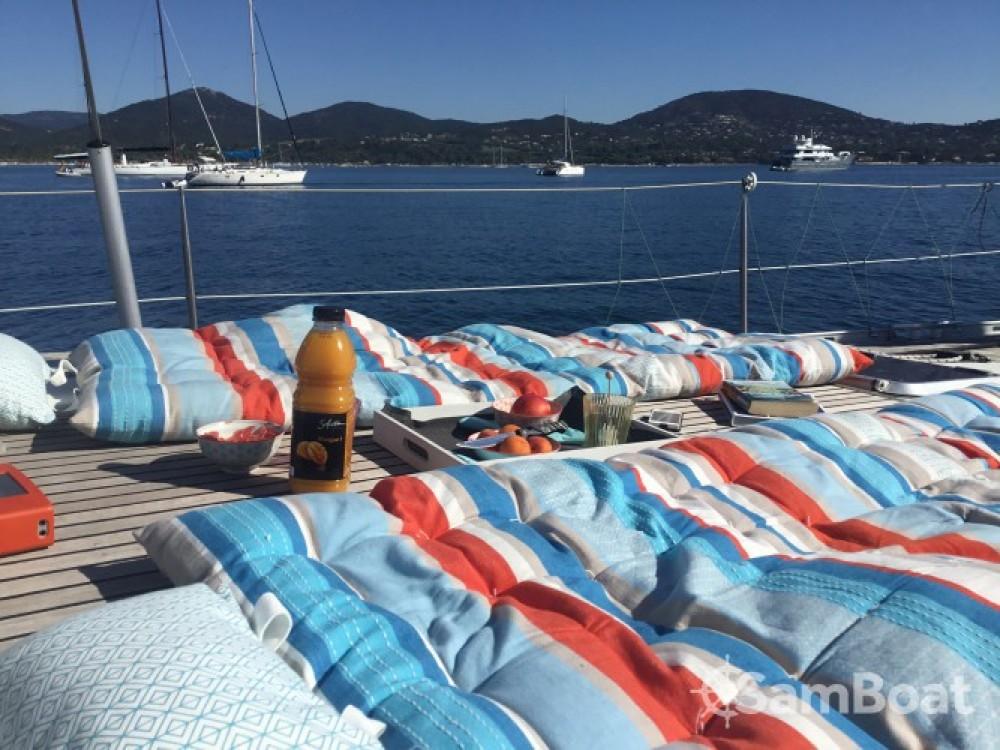 Boat rental Martinique cheap Sun Odyssey 52.2