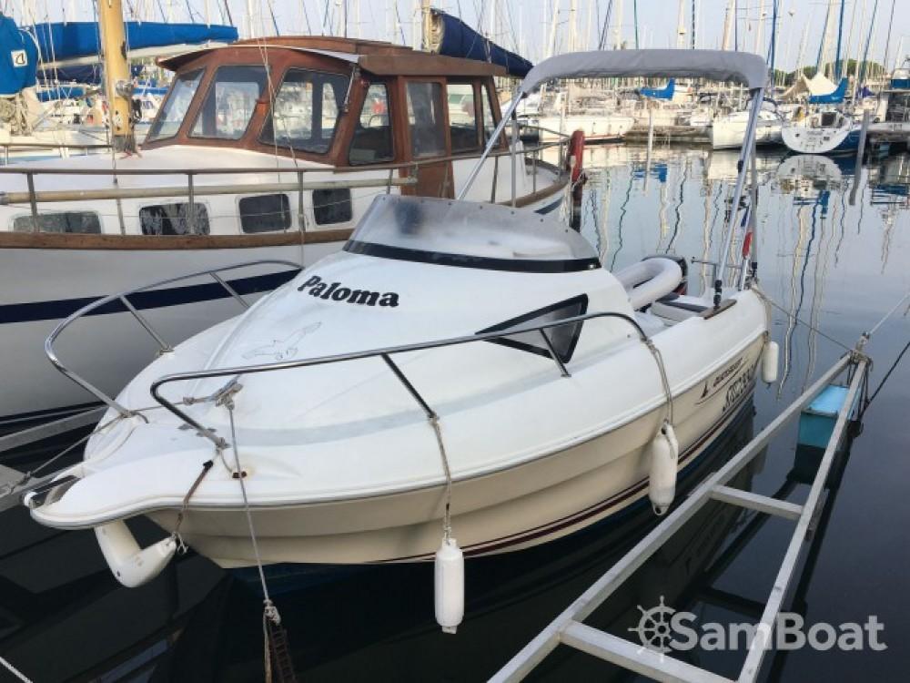 Rental yacht Le Grau-du-Roi - Quicksilver Cruiser on SamBoat