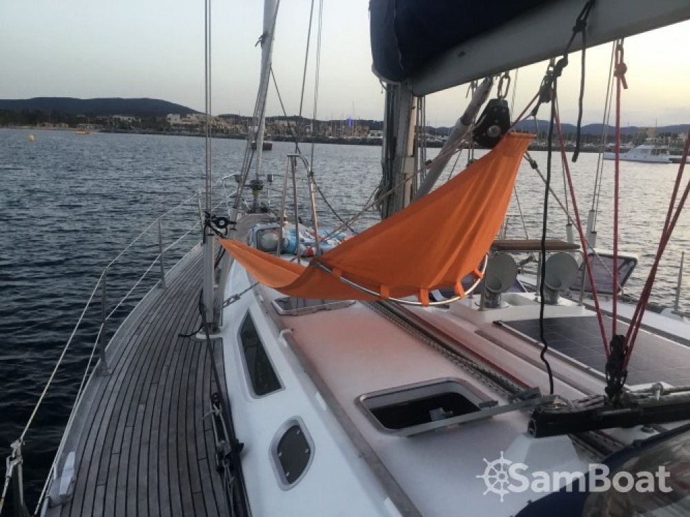 Jeanneau Sun Odyssey 52.2 between personal and professional Martinique