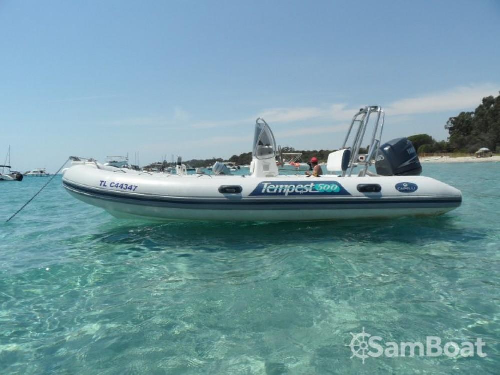 Rental yacht Hyères - Capelli Tempest 500 on SamBoat