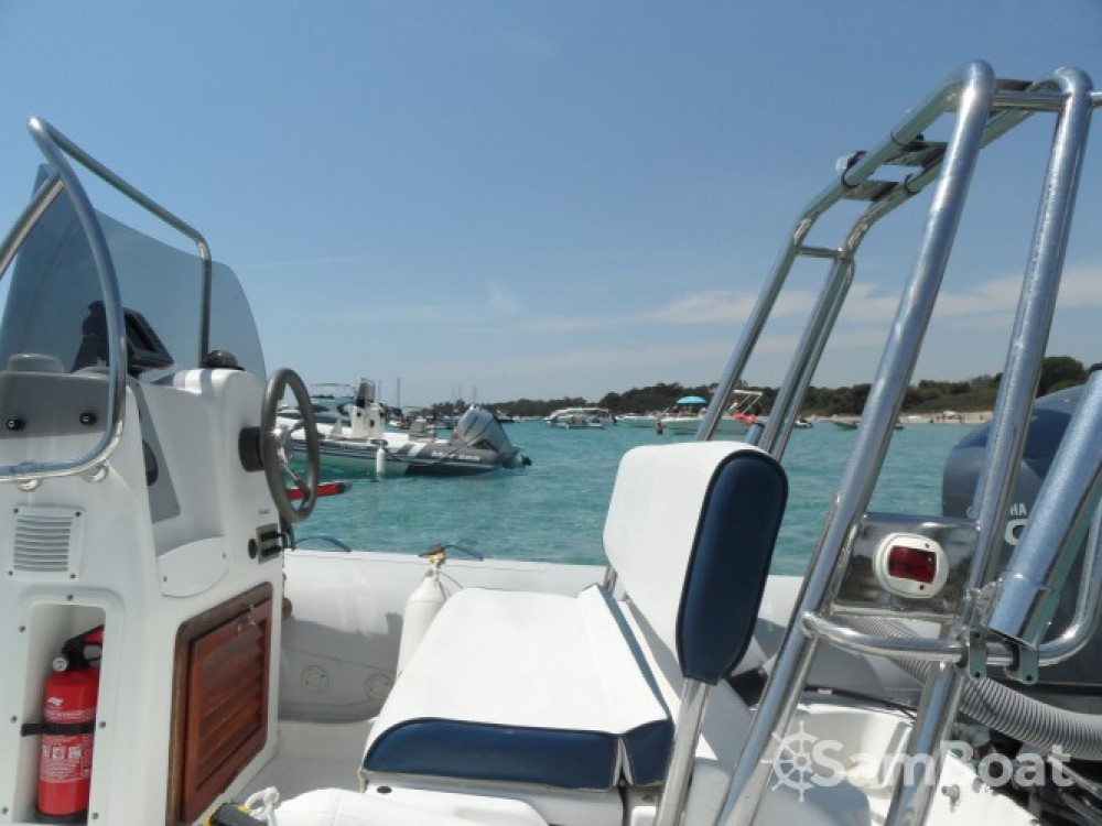 Hire RIB with or without skipper Capelli Hyères