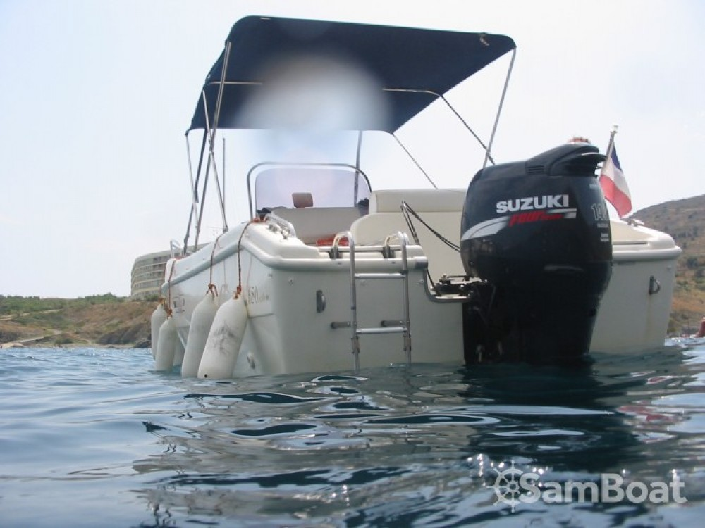 Hire Motorboat with or without skipper Rascala Banyuls-sur-Mer